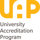 University Accreditation Program (UAP) Logo