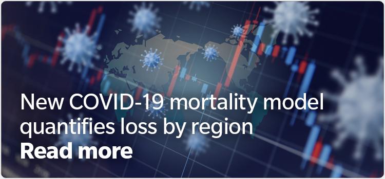 New COVID-19 mortality model quantifies loss by region