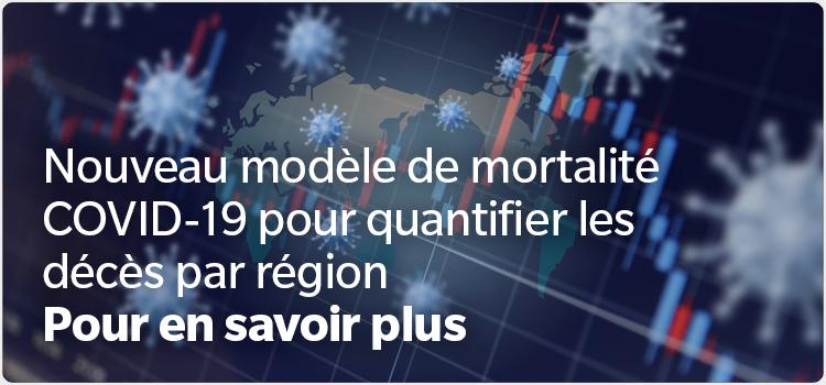 Nouveau modèle de mortalité COVID-19 pour quantifier les décès par région