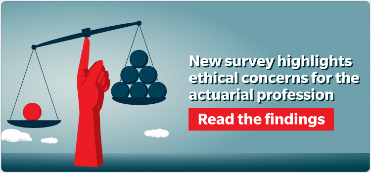 New survey highlights ethical concerns for the actuarial profession